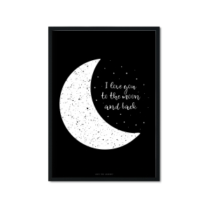 """to the moon (II)"" 