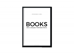 """BOOKS"" 