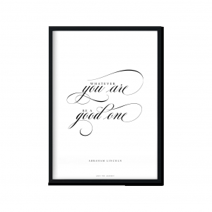 """Good One"" 
