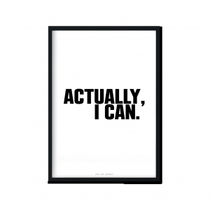 """I Can"" 