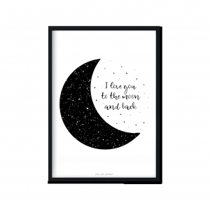 """to the moon"" 