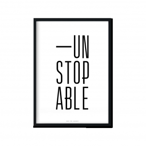 """Unstopable"" 