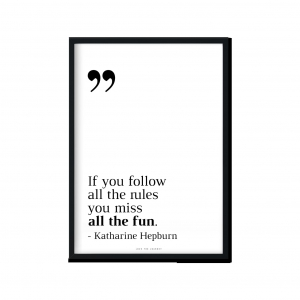 """All the fun"" 
