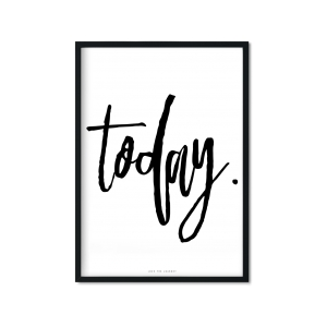 """today."" 