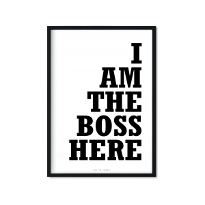 """The Boss"" 